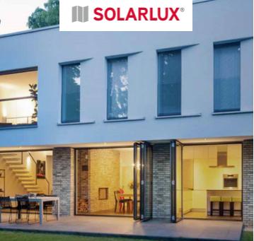 Foldedører fra Solarlux