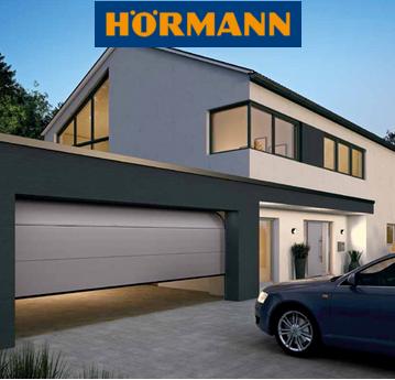 Garasjeporter fra Hørmann